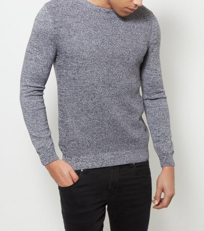 Akryl - sweter z surowca syntetycznego