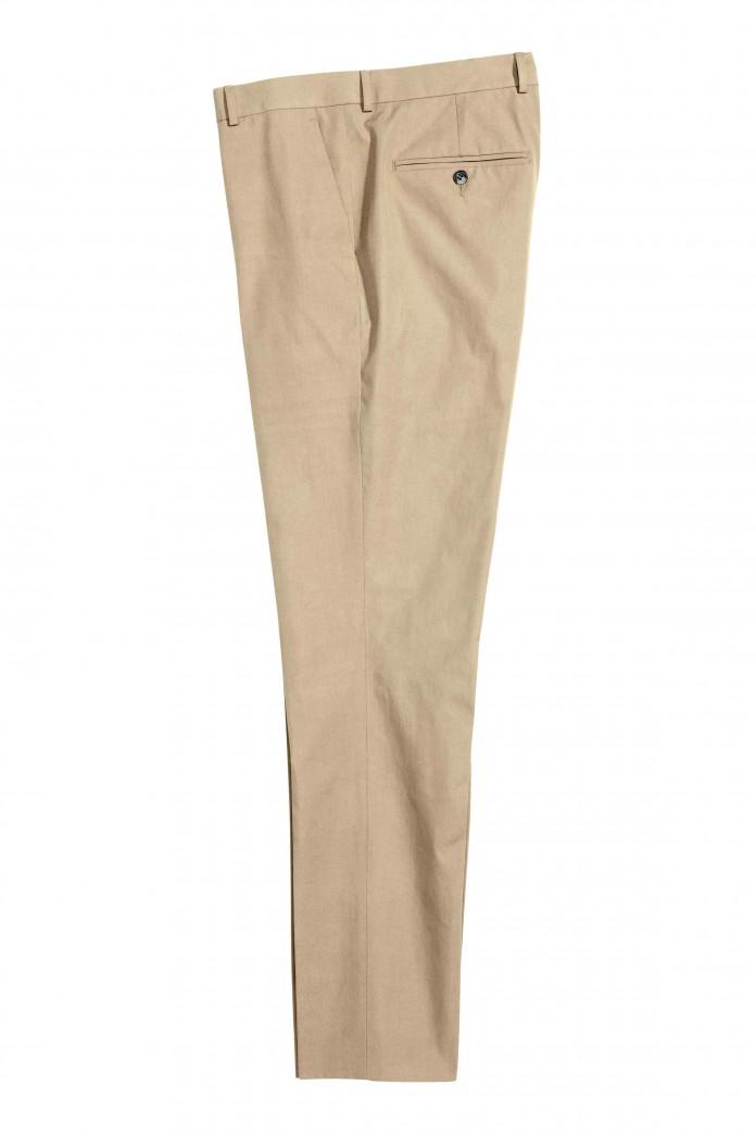 H&M Spodnie przecena