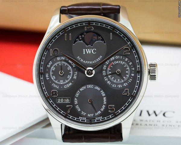 Ekluzywny zegarek IWC IW502218
