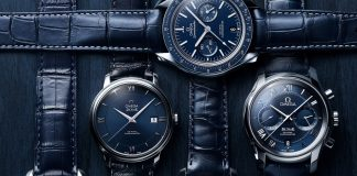 Luksusowy zegarek