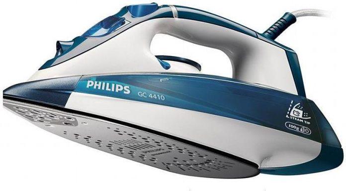 Żelazko parowe Philips - opinie
