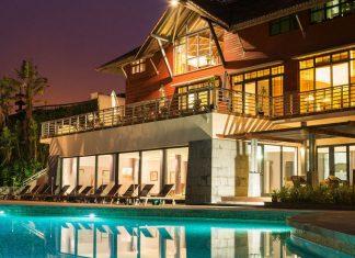 Hotel Choupana Hills Resort na Maderze spłonął