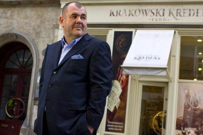 Jerzy Mazgaj - jeden z najbogatszych Polaków