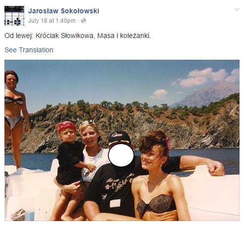 Żona Słowika i Kiełbasy Pruszków