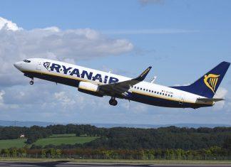 Spóźniony pasażer gonił samolot