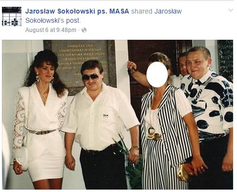 Wojciech P. Mafia Pruszkowska