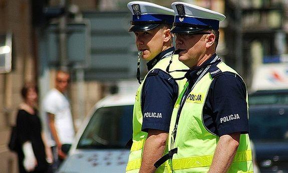 Nagrody dla policjantów