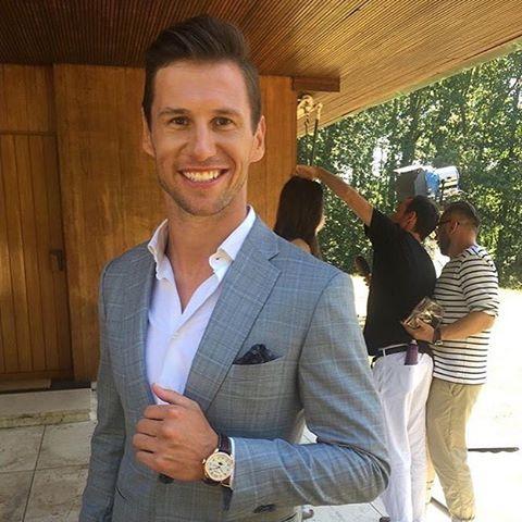 Grzegorz Krychowiak to jeden z najlepiej ubranych mężczyzn
