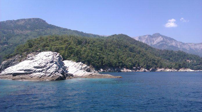 Atrakcje na wyspie Thassos