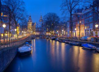 Atrakcje w Amsterdamie