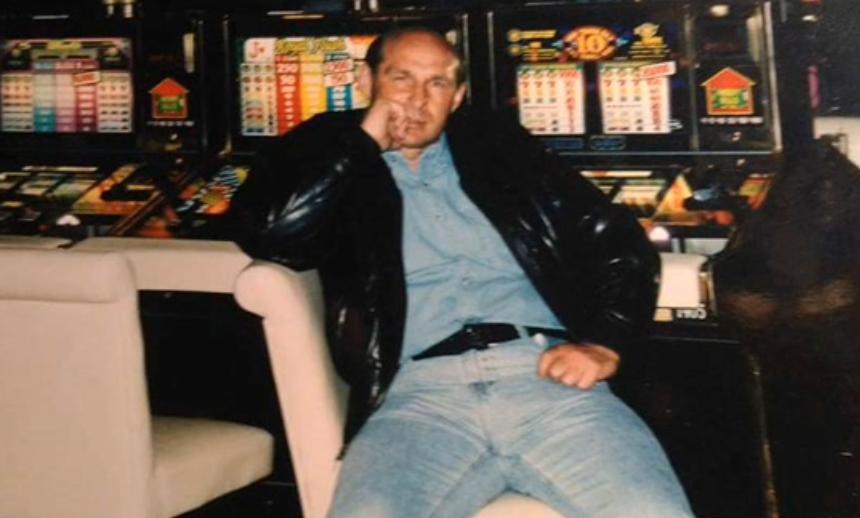 Andrzej Kolikowski w kasynie