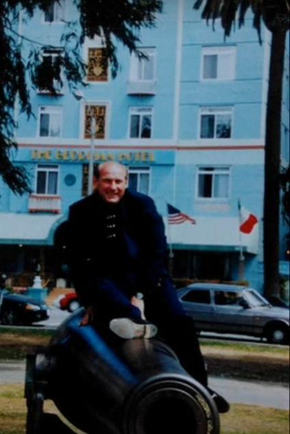 Andrzej Kolikowski w USA