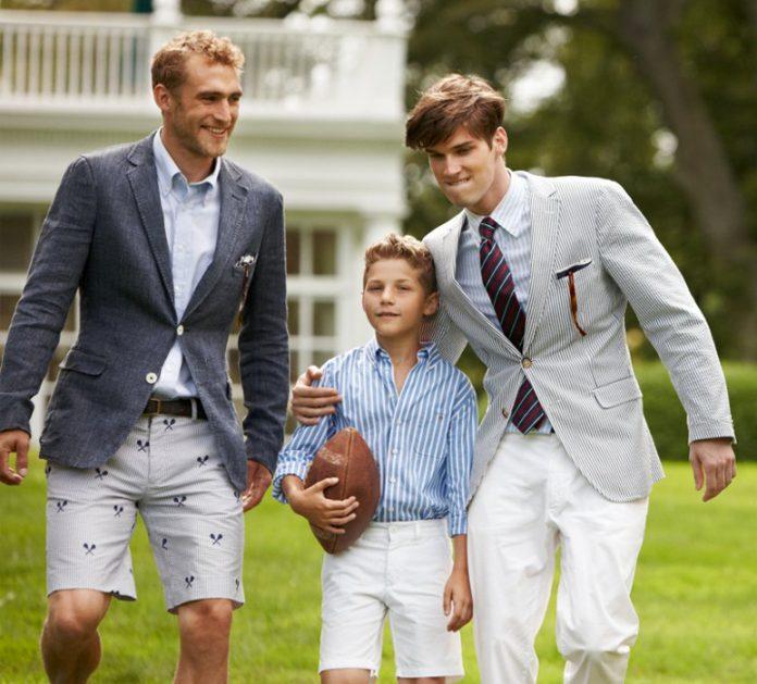 Styl preppy w modzie męskiej