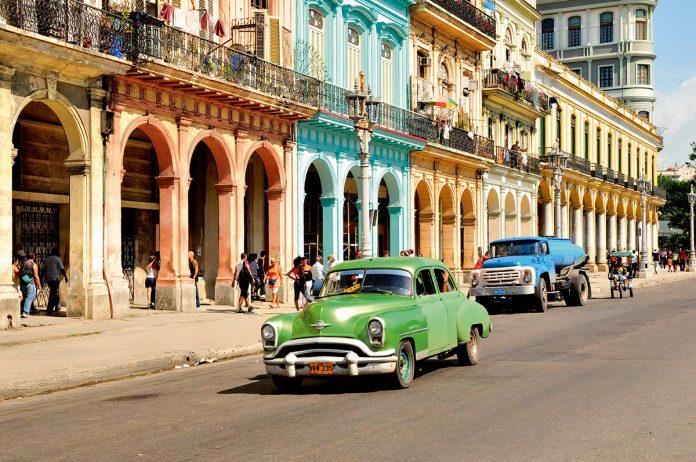 Wakacje na Kubie