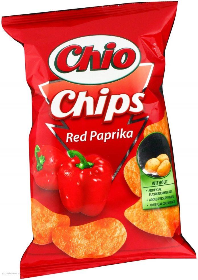 Chio Chips znowu w sklepach