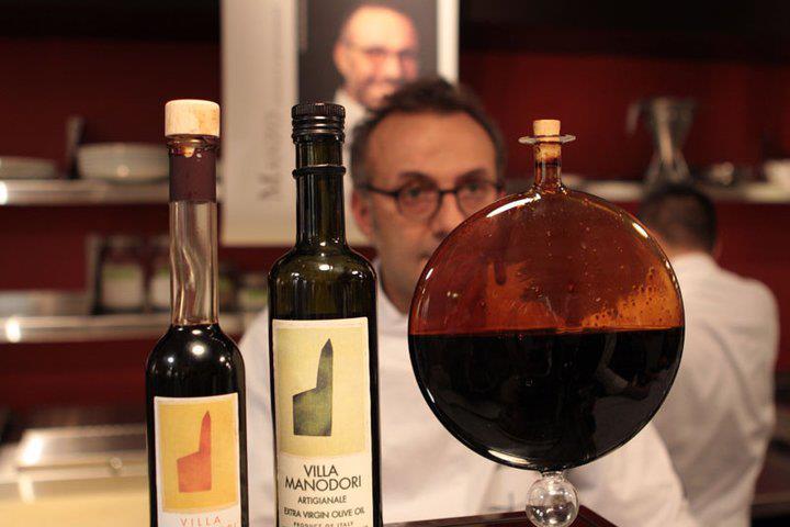 Najlepsza restauracja we Włoszech
