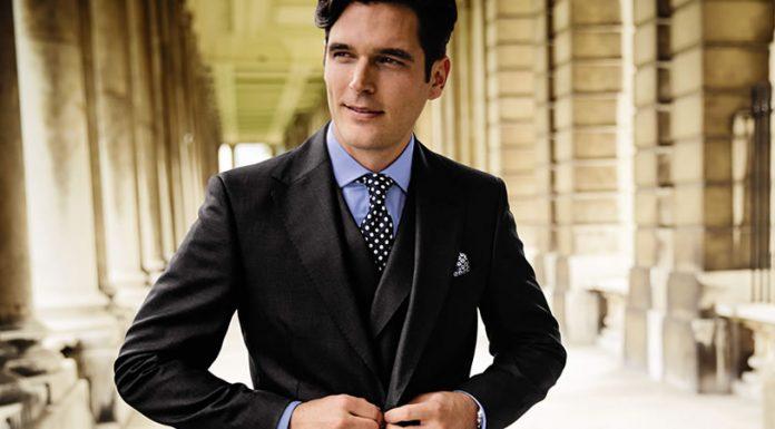 Czarny garnitur - czy jest uniwersalny