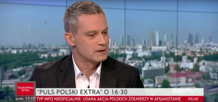Adam Kuklewicz odchodzi z TVP Info