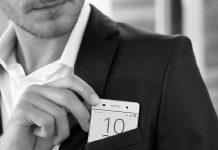 Biznesowa linia smartfonów Sony