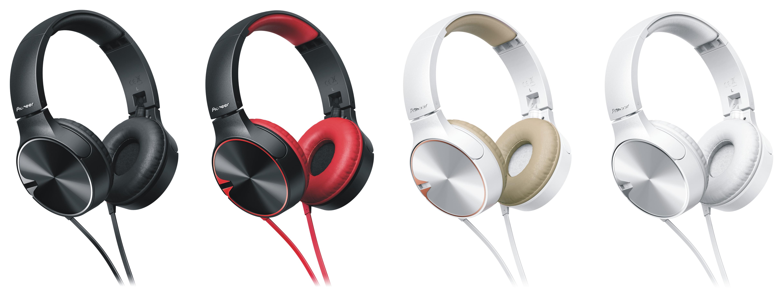 Słuchawki Pioneer SE MJ722t