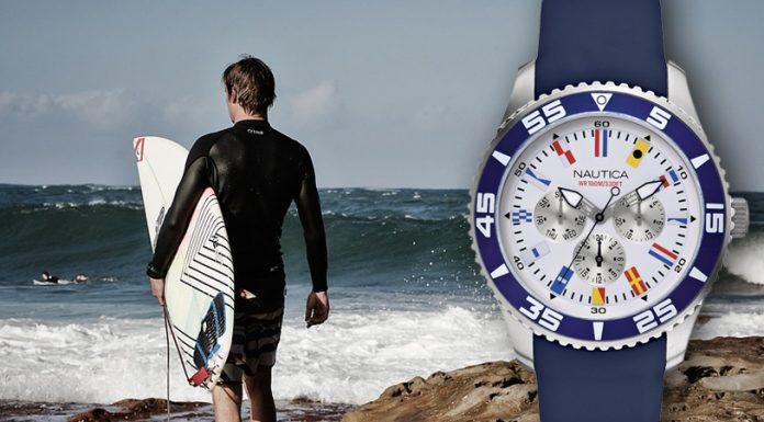 Męski zegarek na lato
