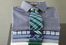 Krawat i jeansy