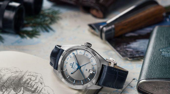 Formalny zegarek Omega