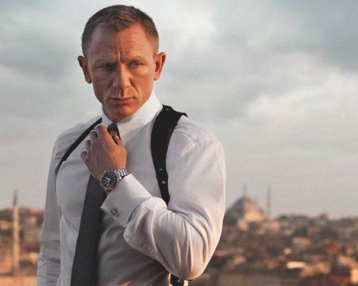 James Bond zegarek