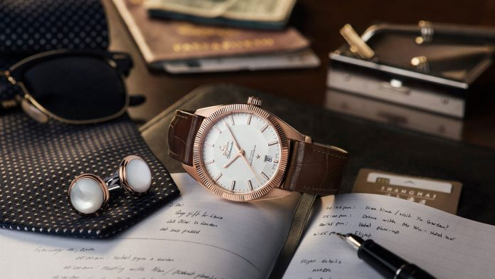 Zegarek formalny Omega