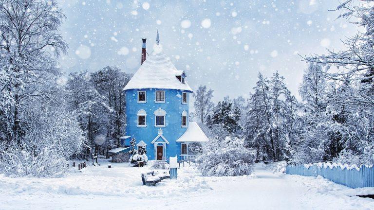 5 miejsc, które warto zobaczyć w Finlandii