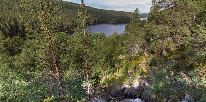 Lemmenjoki - park narodowy