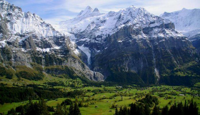 Grindewald Szwajcaria