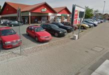 Okradli śmietnik ze sklepu Polo Market w Dziwnowie