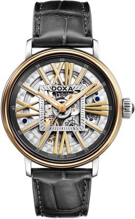 Zegarek-szkieletor Doxa