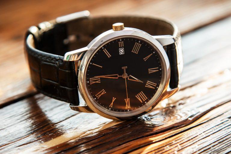 5 kwestii, o których należy pamiętać, kupując zegarki męskie