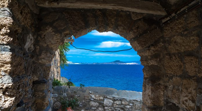 Nisyros atrakcje turystyczne