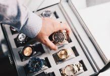 Luksusowe zegarki