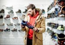 Sneakersy do płaszcza