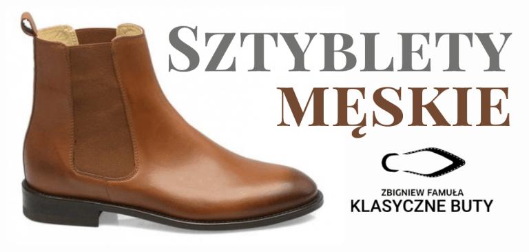 Sztyblety męskie – buty królowej Victorii