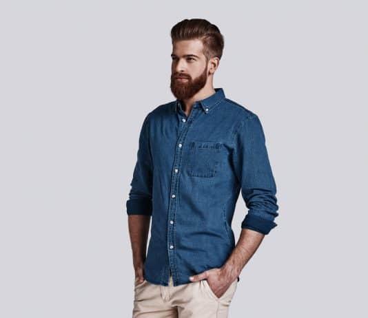 Spodnie męskie chinosy