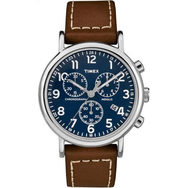 Zegarek Timex granatowy